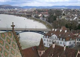Moving to Switzerland - Move to Basel - Europe Remove - Removals Company London UK