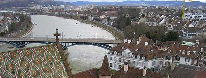 Moving to Switzerland - Move to Basel - European Removal Experts - Removals Company London UK