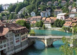 Removals to Bern - Removals to Switzerland from London UK