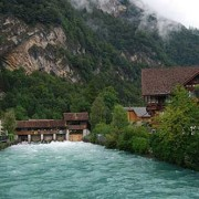 Removals to Interlaken - Removals to Switzerland from London UK