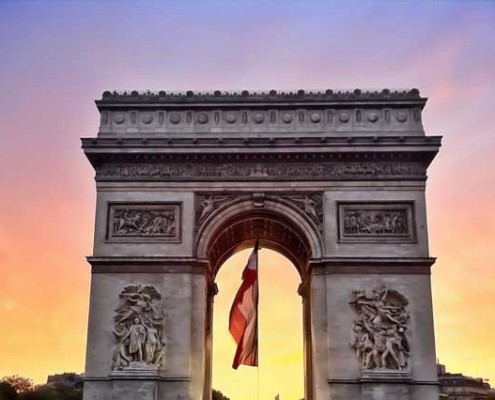 Discount Removals to Paris- Discount Removals to France