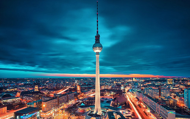 Removals to Germany - Removals to Berlin