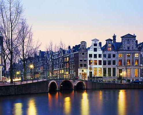 Discount Removals to Amsterdam- Discount Removals to the Netherlands